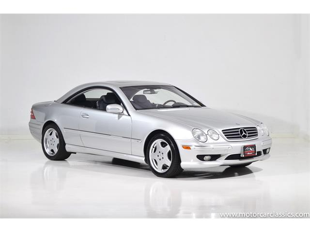 Picture of 2002 Mercedes-Benz CL-Class located in New York Offered by  - OFRH