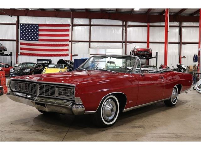 Picture of Classic 1968 Ford Galaxie 500 XL - $24,900.00 Offered by  - OGYR