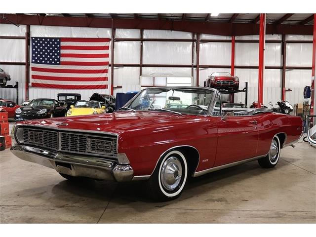 Picture of '68 Galaxie 500 XL - OGYR