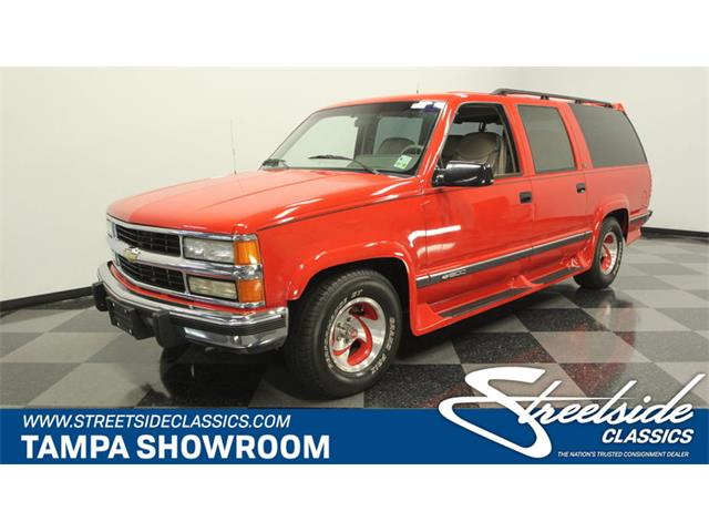 Picture of 1994 Chevrolet Suburban located in Lutz Florida - $16,995.00 Offered by  - OGYT