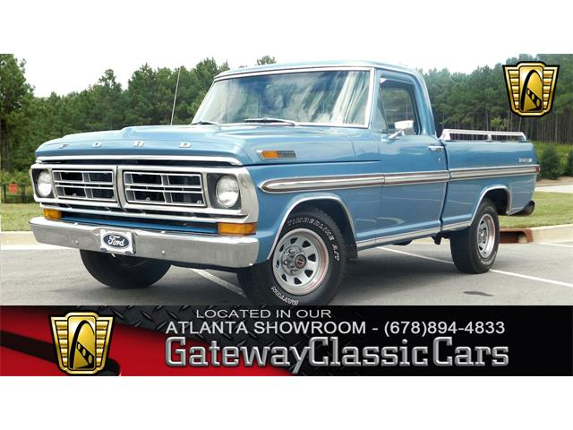 Picture of Classic 1972 Ford Ranger - $18,995.00 - OGYX