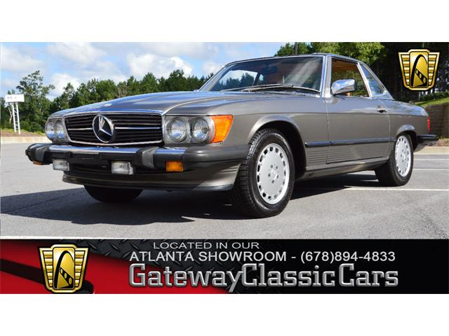 Picture of 1988 560SL located in Alpharetta Georgia - $30,995.00 Offered by  - OGYZ