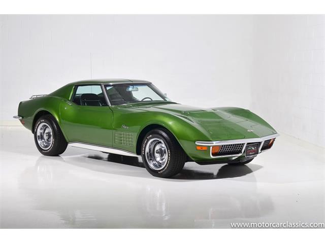 1972 chevrolet corvette for sale on classiccars com rh classiccars com Corvette Rear Transmission Corvette 7 Speed Transmission