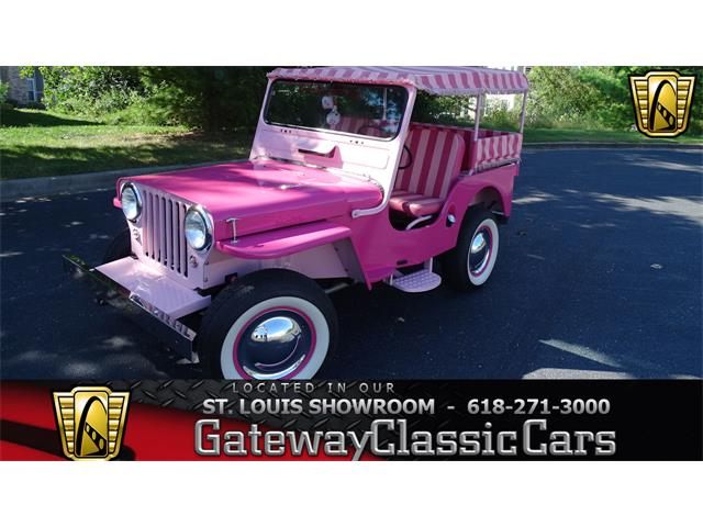 Picture of '47 Jeep - OGZ9