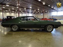 Picture of 1969 Pontiac GTO Offered by Gateway Classic Cars - Nashville - OGZL