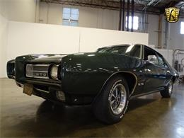 Picture of Classic '69 Pontiac GTO Offered by Gateway Classic Cars - Nashville - OGZL