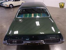 Picture of Classic '69 GTO located in La Vergne Tennessee Offered by Gateway Classic Cars - Nashville - OGZL