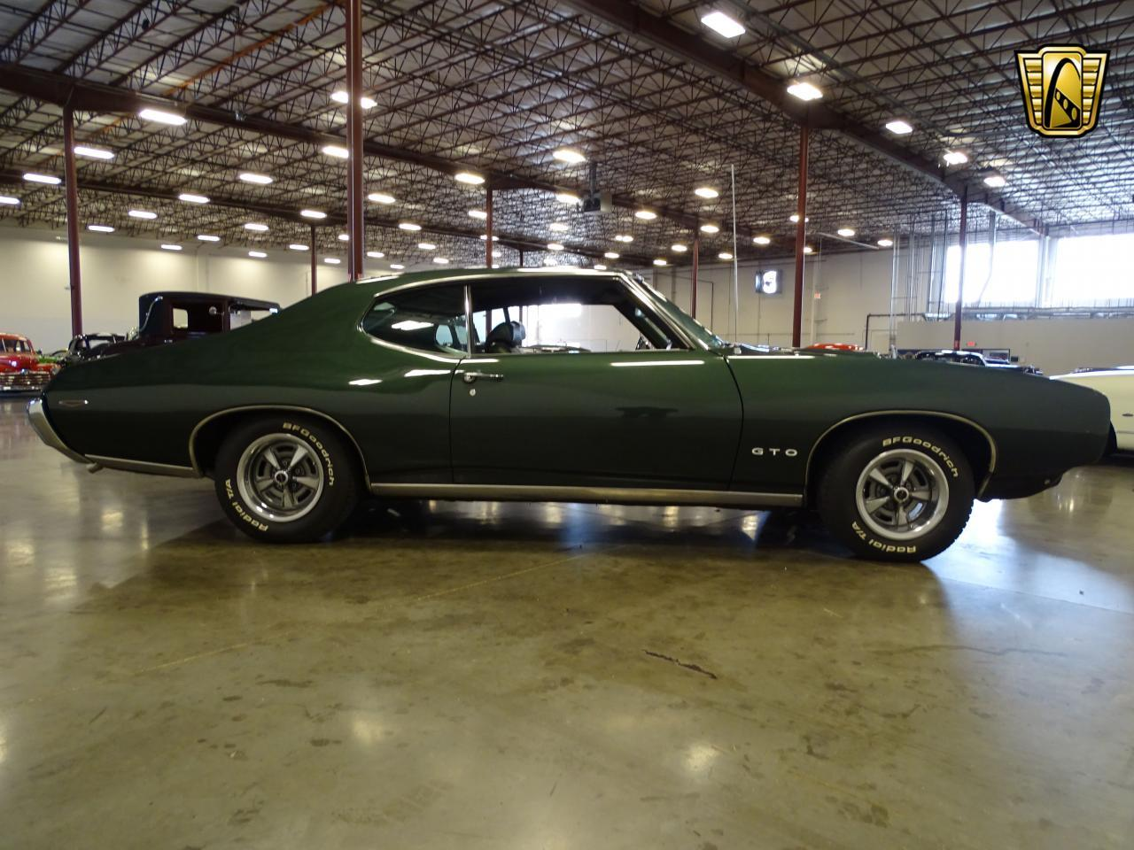 Large Picture of '69 GTO located in La Vergne Tennessee - $31,995.00 - OGZL