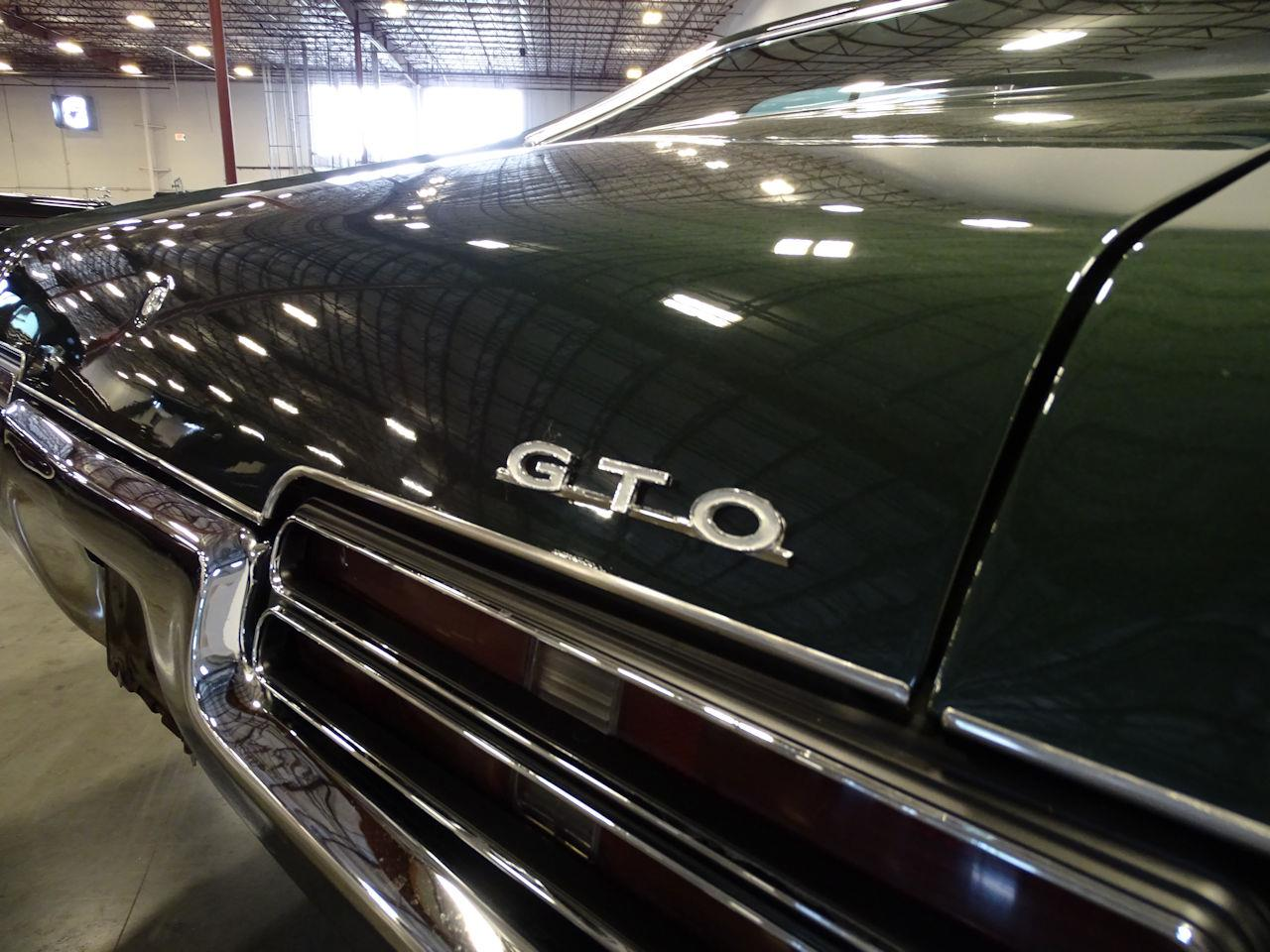 Large Picture of '69 GTO - OGZL