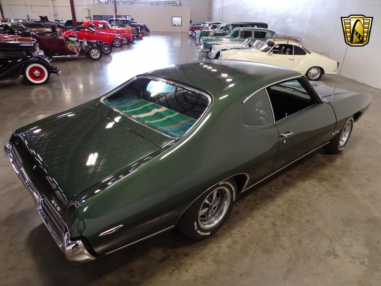 Large Picture of 1969 Pontiac GTO located in La Vergne Tennessee - OGZL