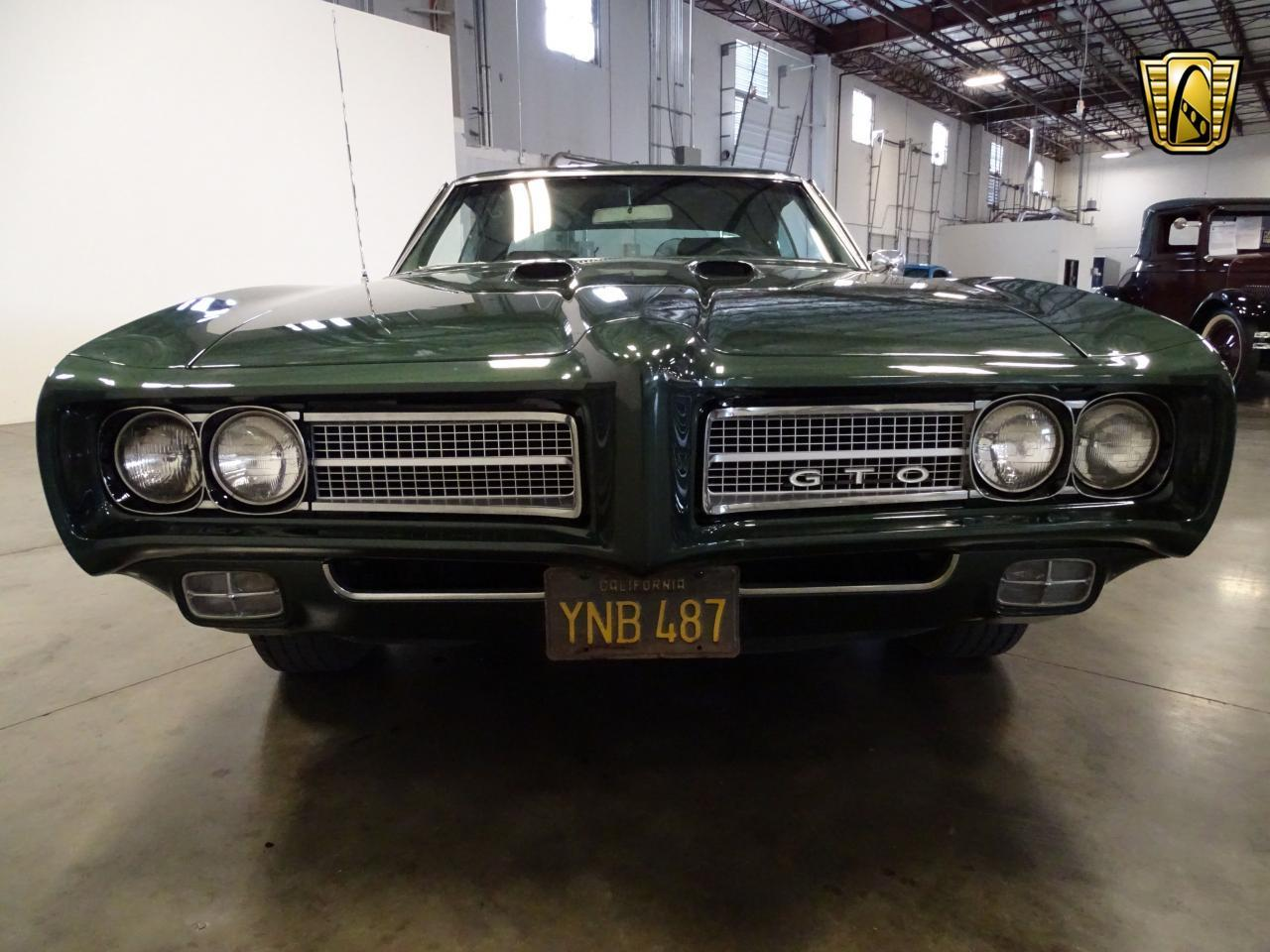 Large Picture of Classic '69 Pontiac GTO located in Tennessee - $31,995.00 - OGZL