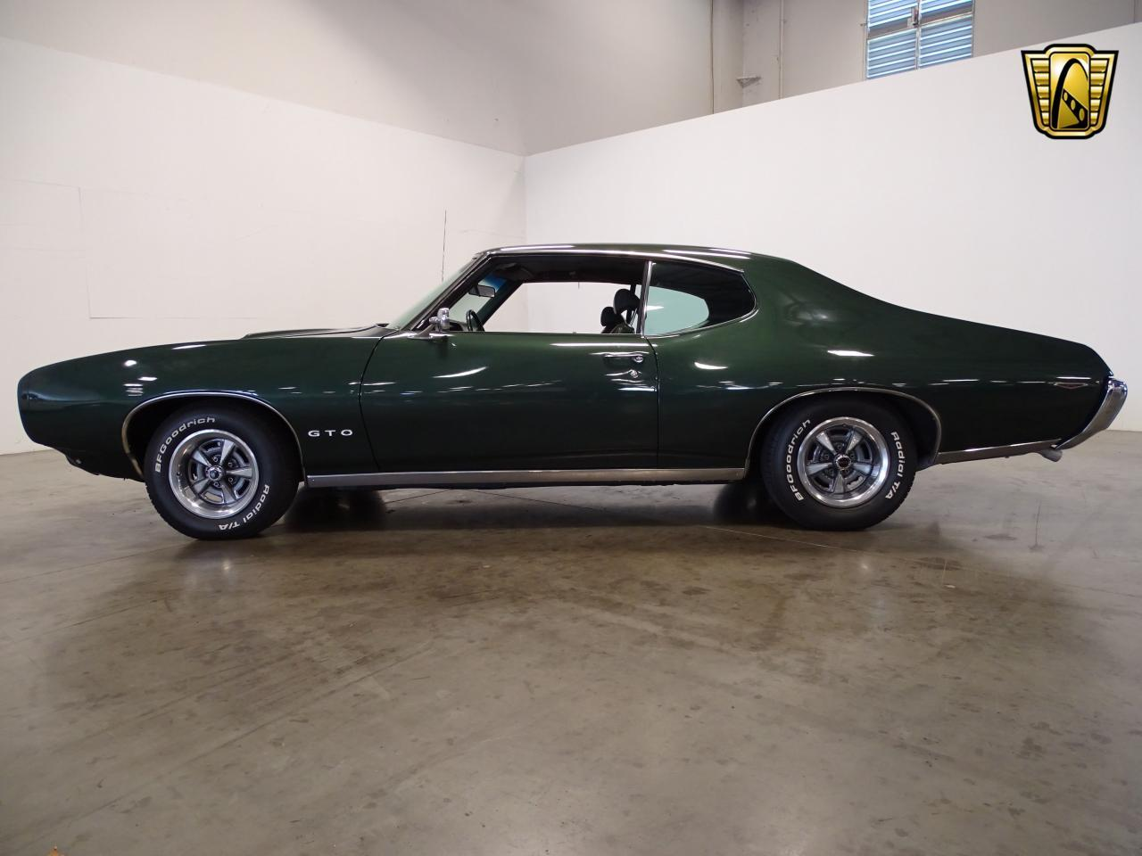 Large Picture of 1969 GTO located in Tennessee - $31,995.00 Offered by Gateway Classic Cars - Nashville - OGZL