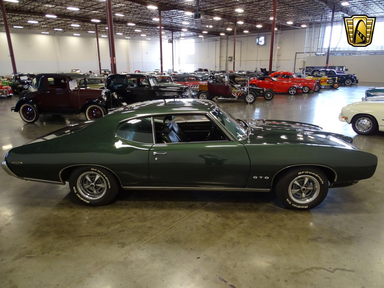 Large Picture of Classic 1969 Pontiac GTO Offered by Gateway Classic Cars - Nashville - OGZL