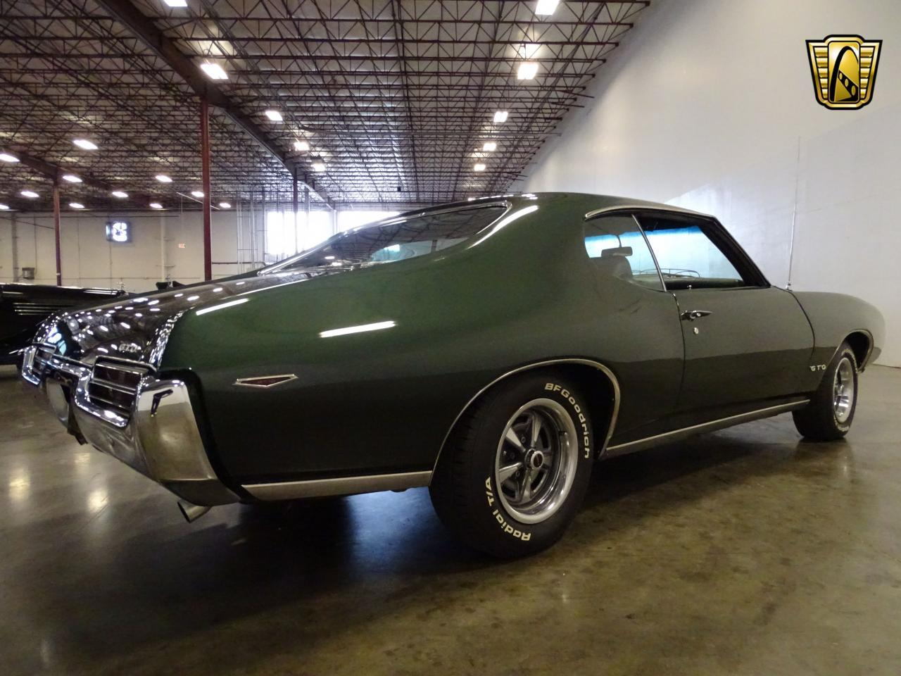 Large Picture of Classic '69 Pontiac GTO Offered by Gateway Classic Cars - Nashville - OGZL