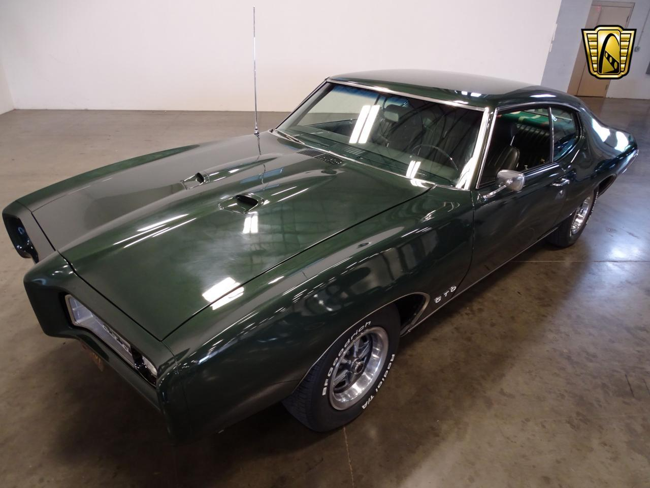 Large Picture of Classic '69 Pontiac GTO located in La Vergne Tennessee - $31,995.00 - OGZL