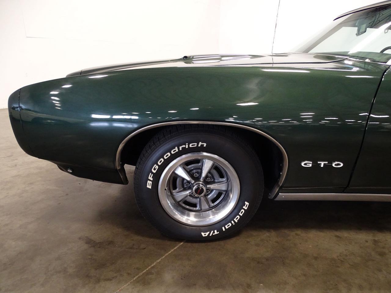 Large Picture of Classic 1969 GTO Offered by Gateway Classic Cars - Nashville - OGZL