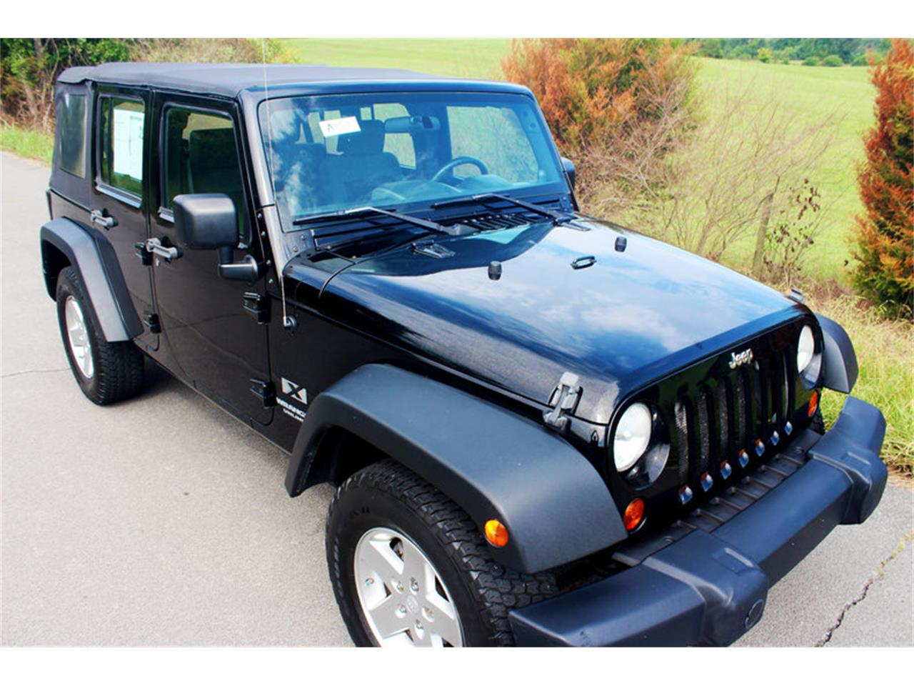 Large Picture of 2009 Wrangler located in Lenoir City Tennessee Offered by Smoky Mountain Traders - OH0K