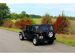 Picture of 2009 Jeep Wrangler Offered by Smoky Mountain Traders - OH0K