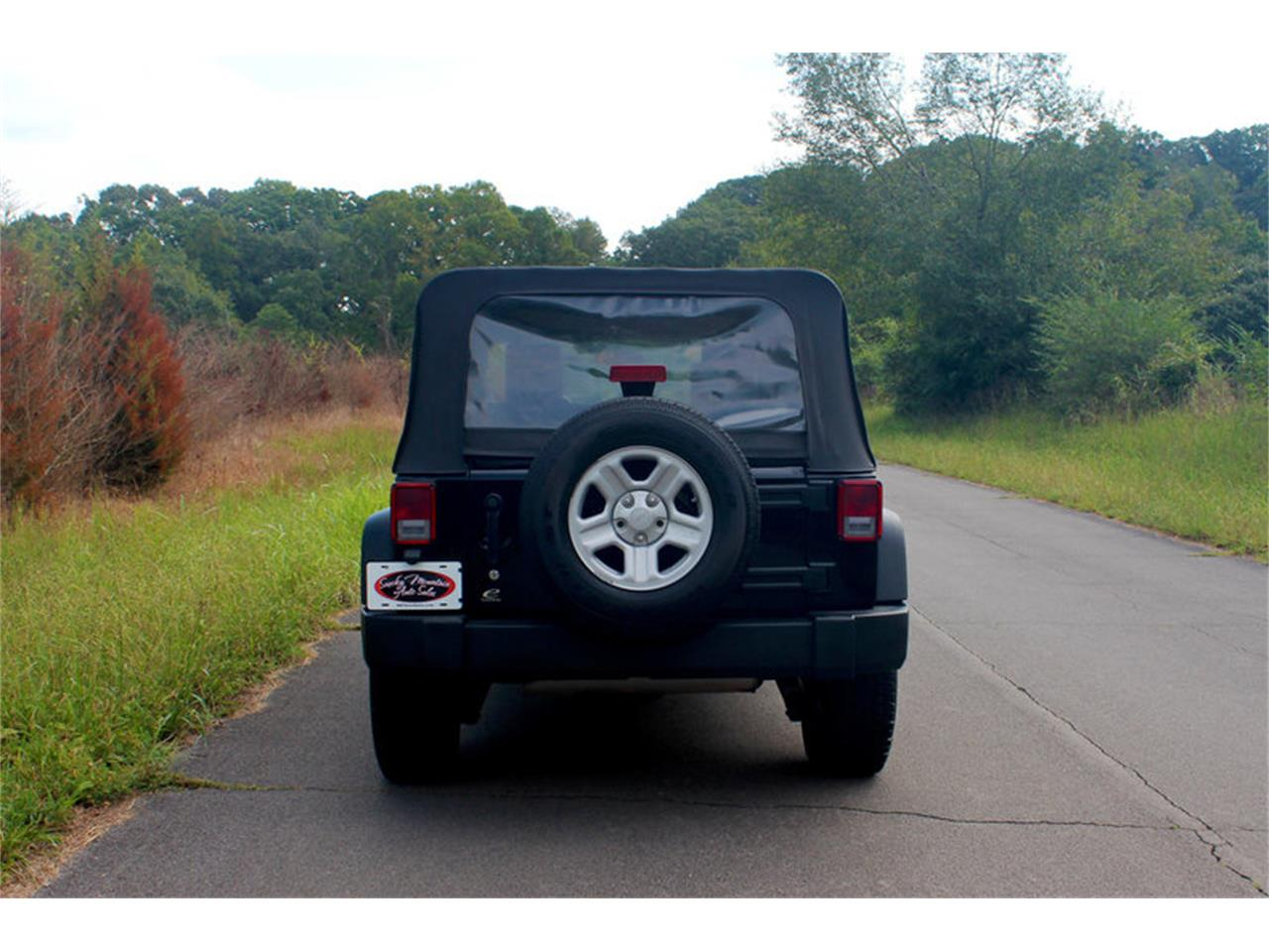 Large Picture of 2009 Wrangler Offered by Smoky Mountain Traders - OH0K