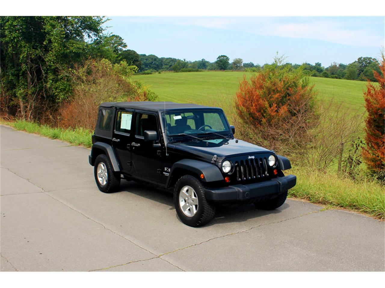 Large Picture of 2009 Wrangler - OH0K