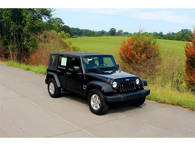 Picture of '09 Wrangler - OH0K