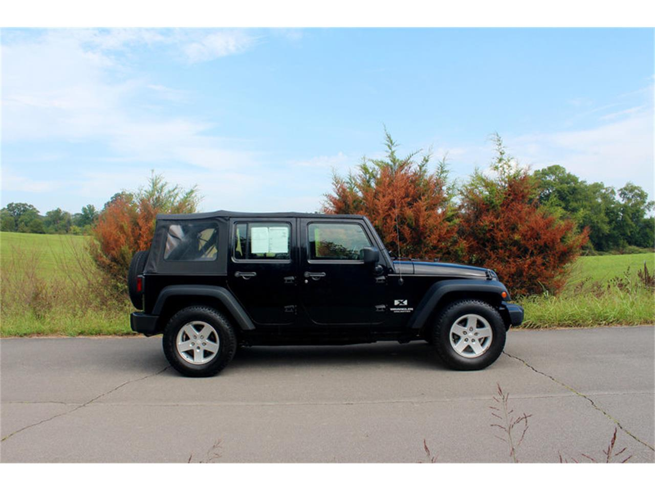 Large Picture of '09 Wrangler - $17,900.00 Offered by Smoky Mountain Traders - OH0K