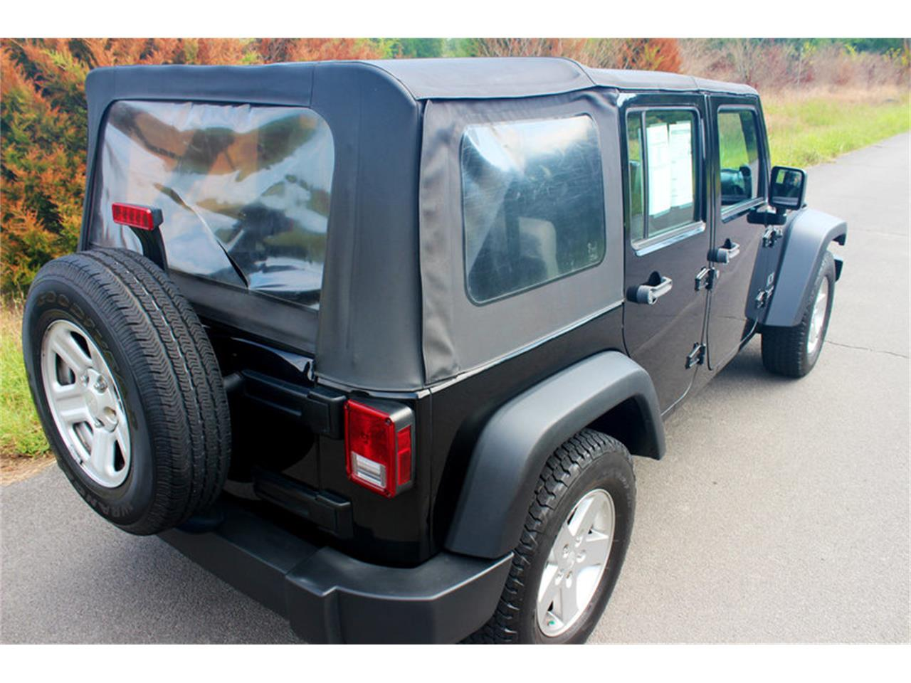 Large Picture of 2009 Wrangler located in Tennessee Offered by Smoky Mountain Traders - OH0K