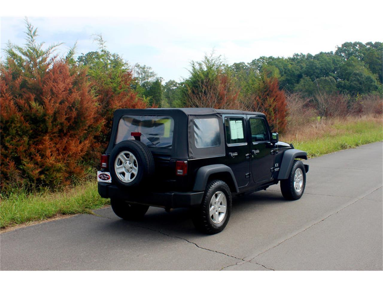 Large Picture of '09 Jeep Wrangler located in Tennessee - OH0K