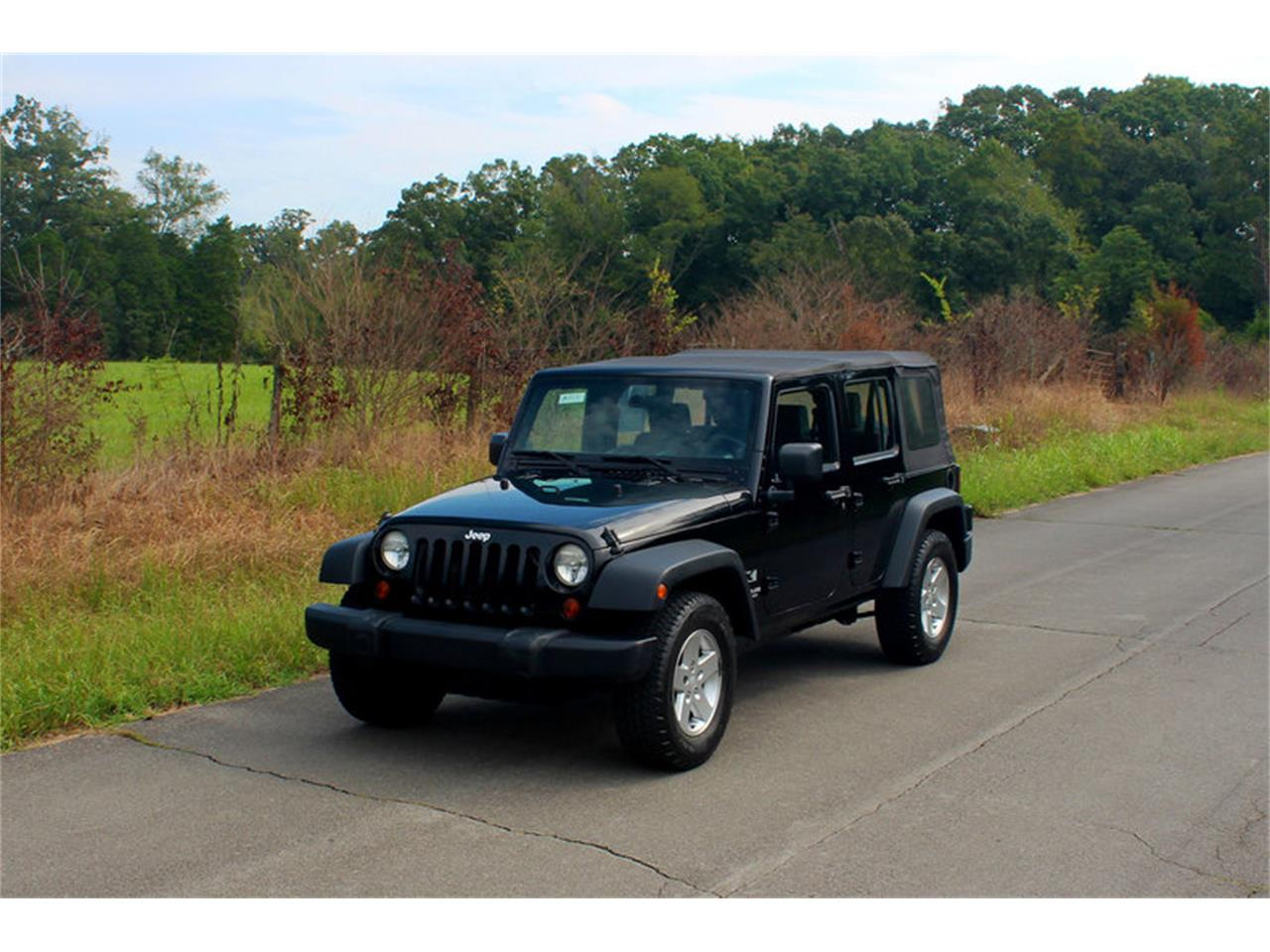 Large Picture of '09 Jeep Wrangler Offered by Smoky Mountain Traders - OH0K