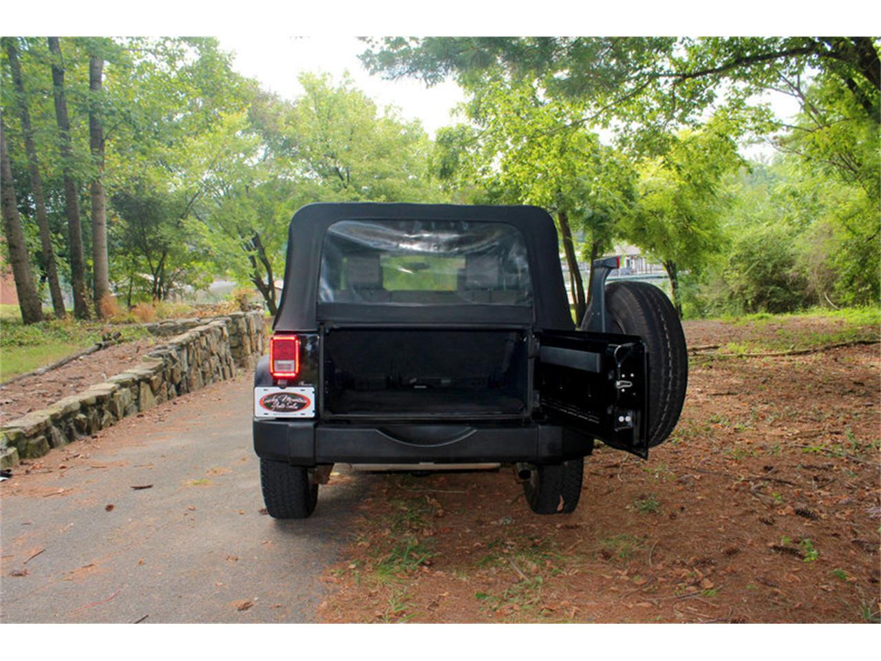 Large Picture of '09 Wrangler Offered by Smoky Mountain Traders - OH0K
