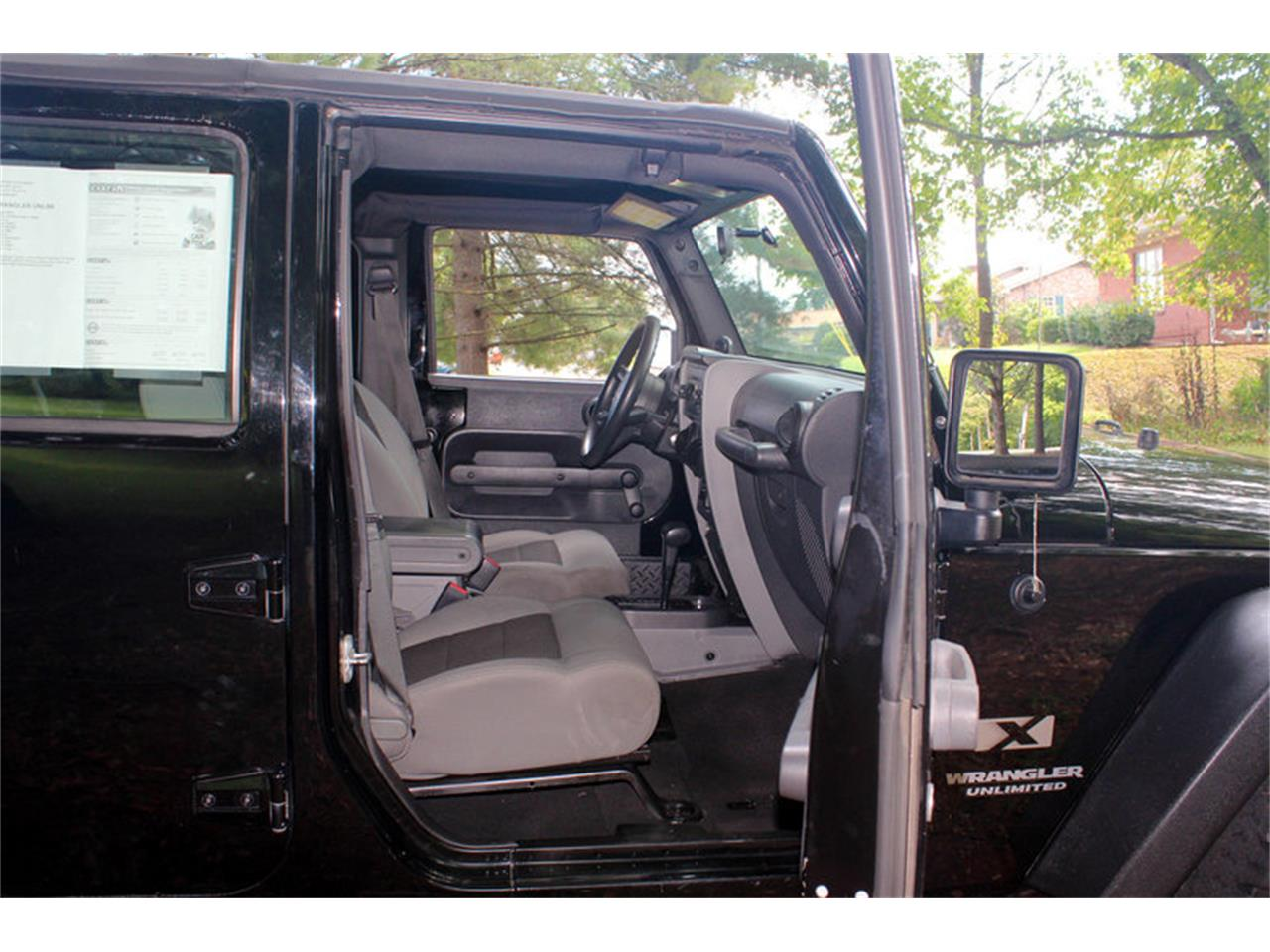 Large Picture of '09 Wrangler - $17,900.00 - OH0K
