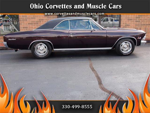 Picture of 1966 Malibu located in North Canton Ohio - $55,000.00 - OH0L
