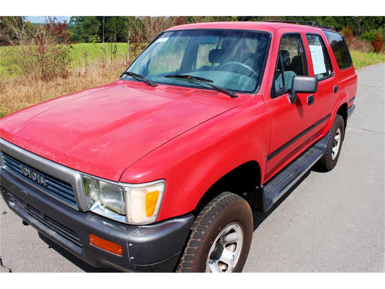 Large Picture of '91 Toyota 4Runner located in Lenoir City Tennessee - OH0O