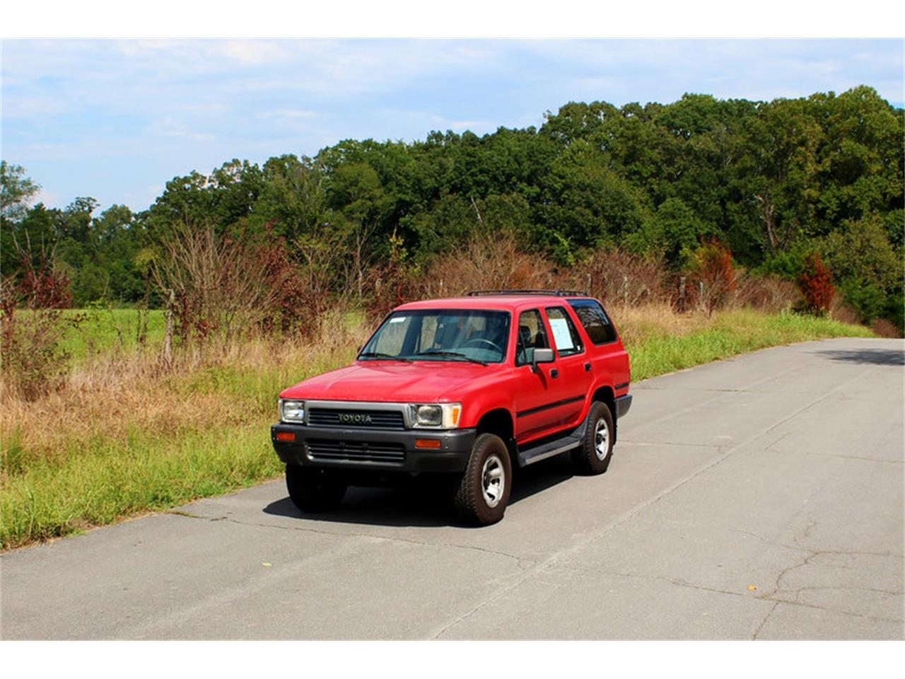 Large Picture of '91 4Runner located in Lenoir City Tennessee - $8,400.00 - OH0O