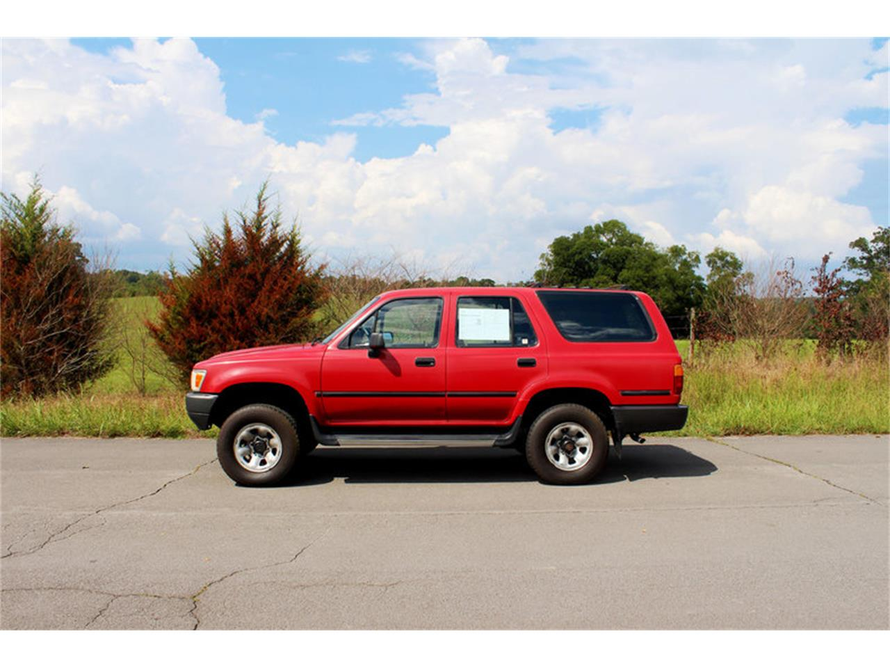 Large Picture of 1991 4Runner - OH0O