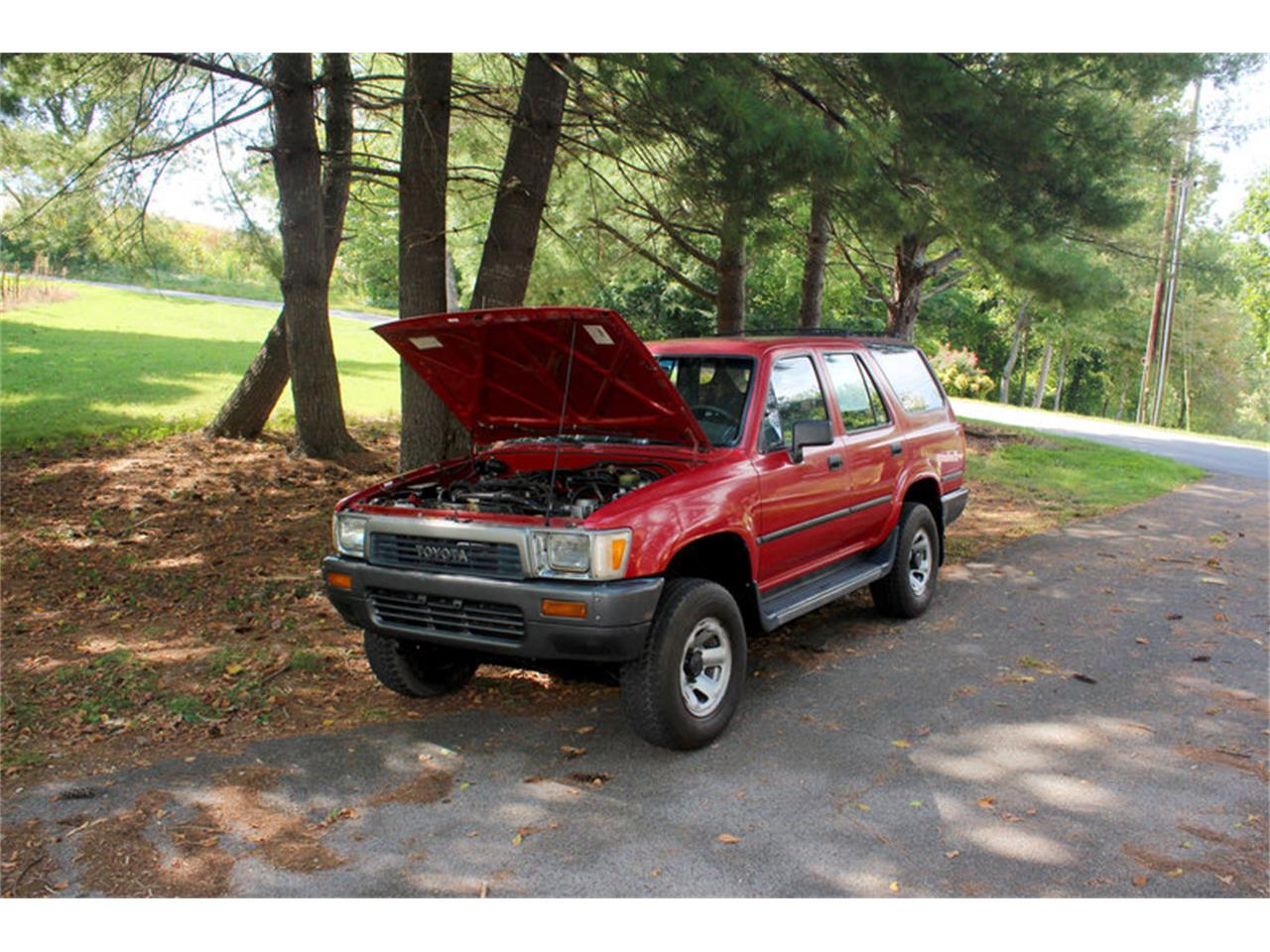 Large Picture of 1991 Toyota 4Runner located in Tennessee Offered by Smoky Mountain Traders - OH0O