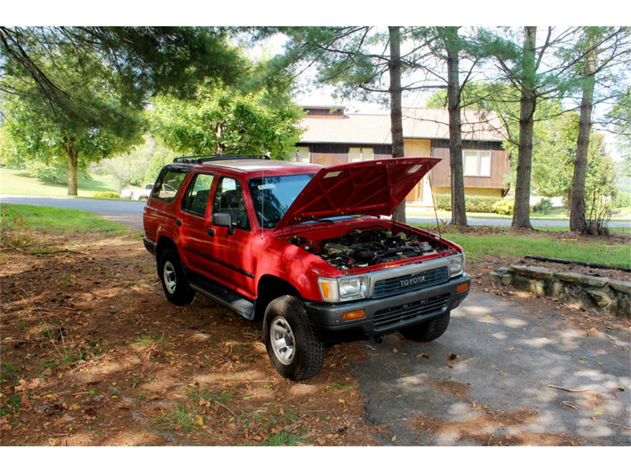 Large Picture of '91 4Runner Offered by Smoky Mountain Traders - OH0O