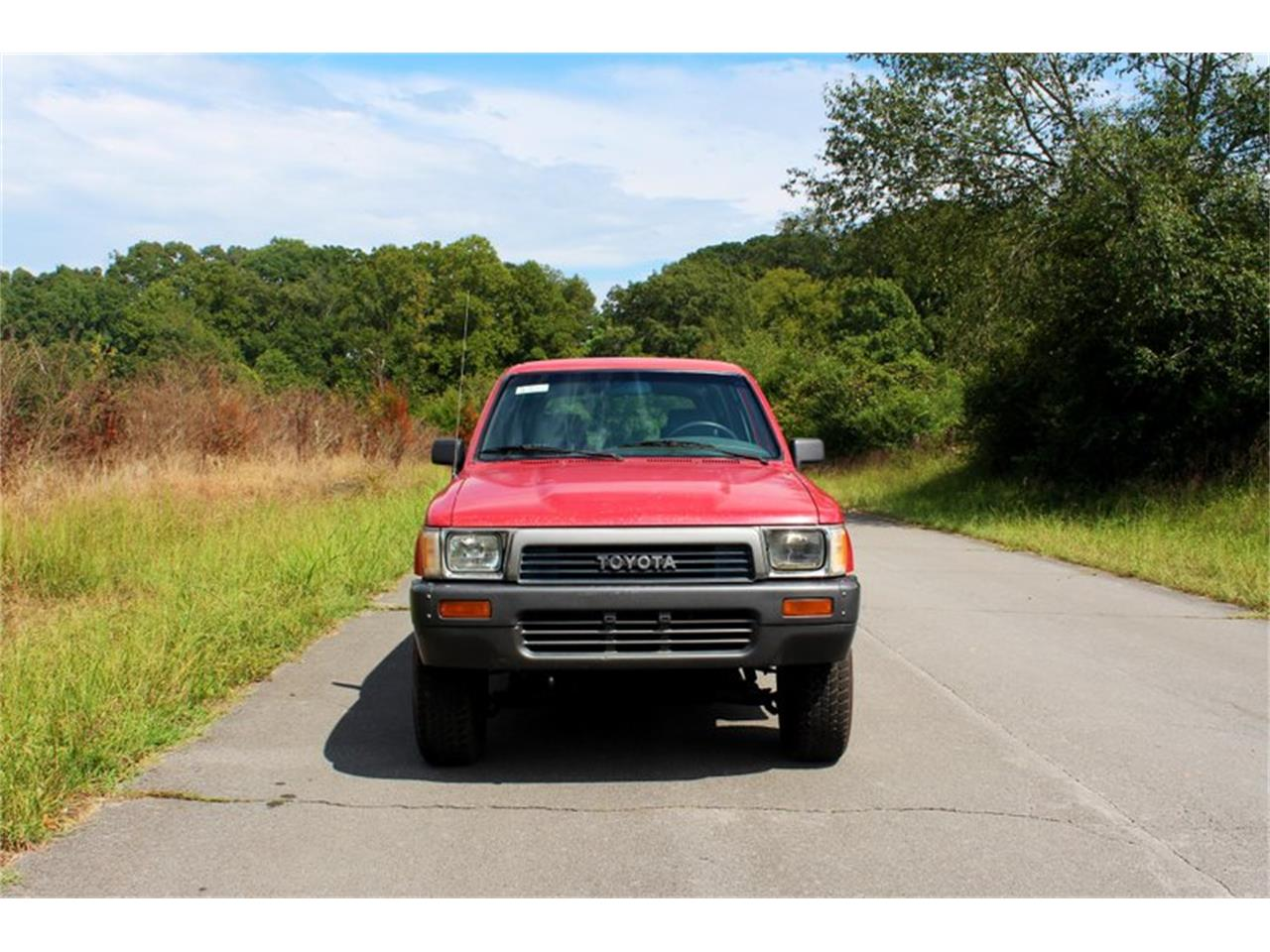 Large Picture of '91 4Runner - OH0O