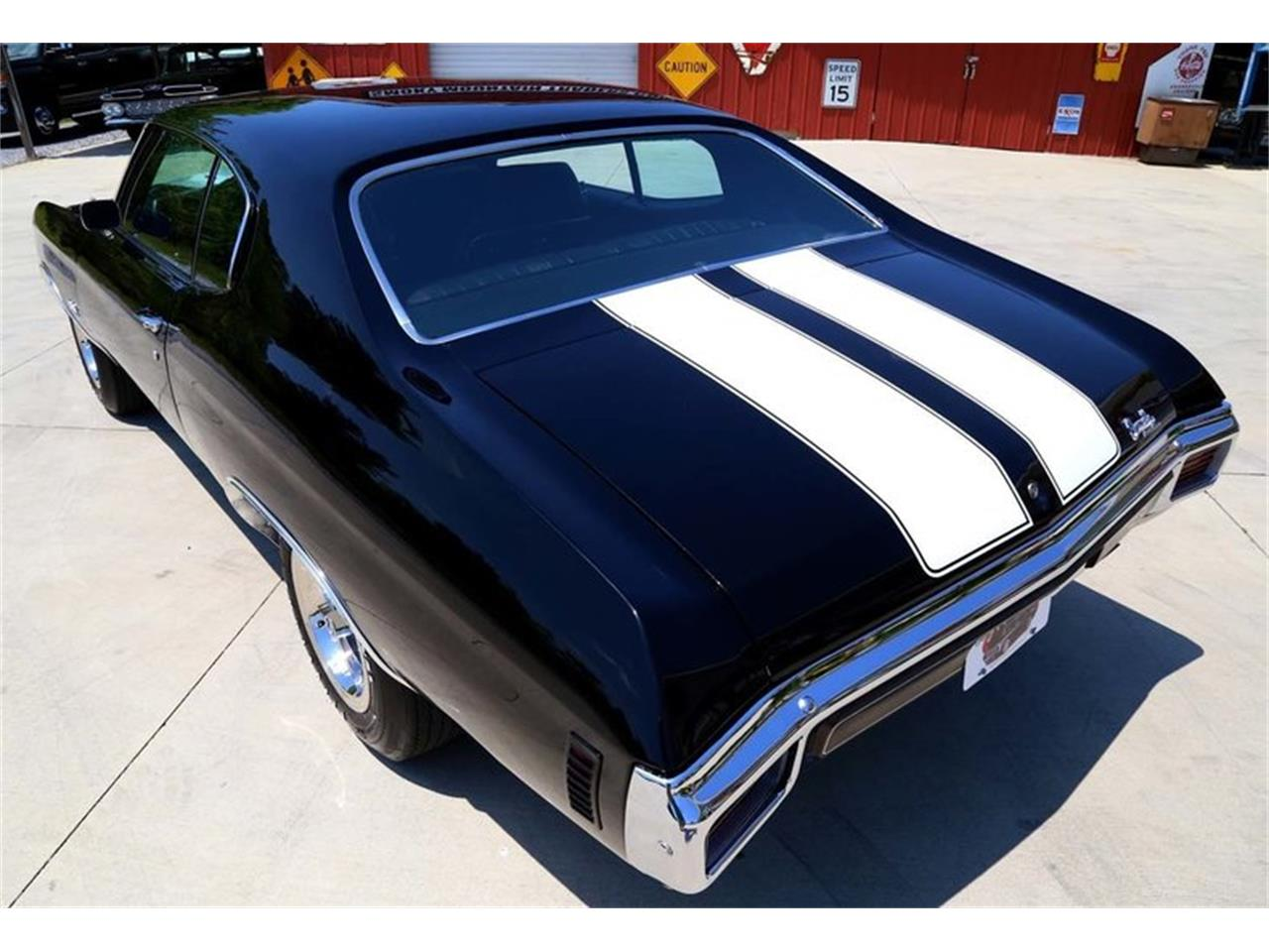 Large Picture of Classic '70 Chevrolet Chevelle located in Tennessee - $69,995.00 Offered by Smoky Mountain Traders - OH0R