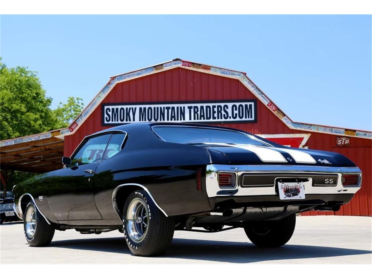 Large Picture of '70 Chevrolet Chevelle located in Lenoir City Tennessee - $69,995.00 Offered by Smoky Mountain Traders - OH0R
