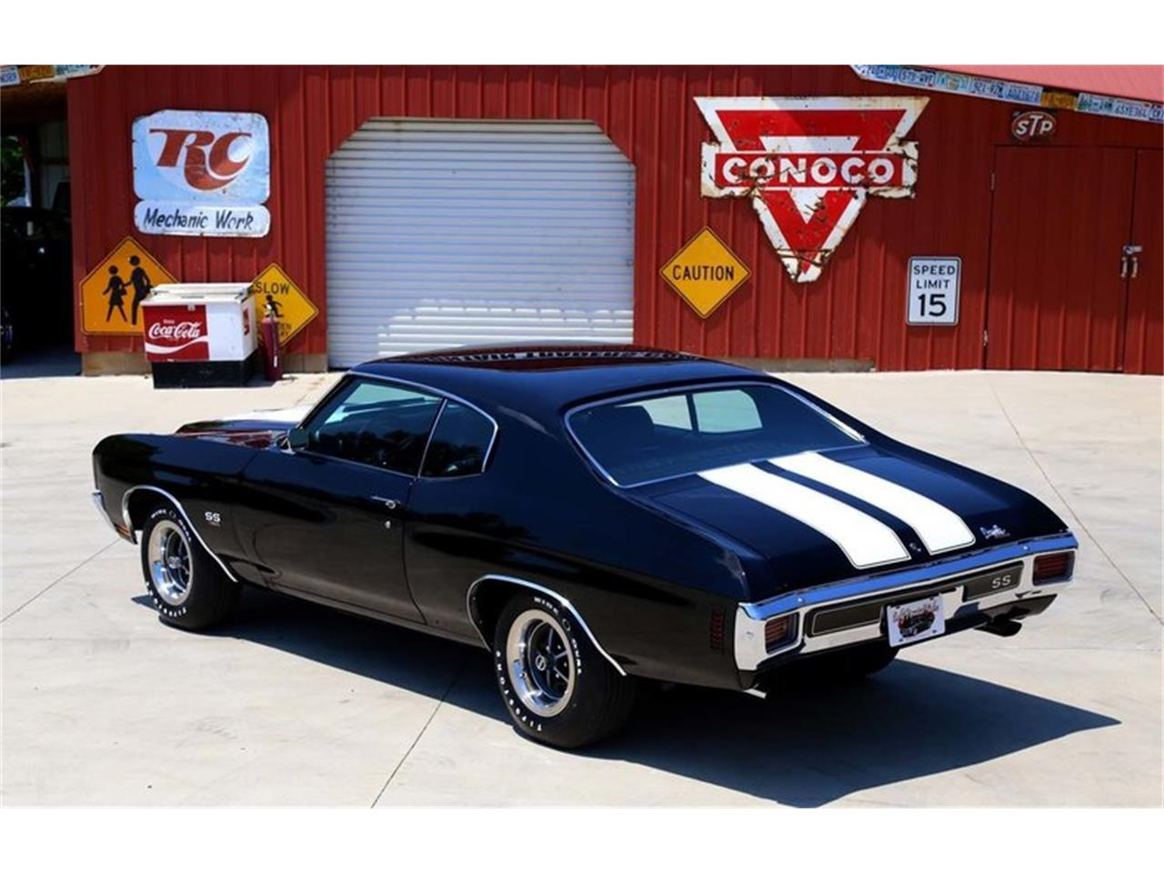 Large Picture of 1970 Chevelle located in Lenoir City Tennessee Offered by Smoky Mountain Traders - OH0R
