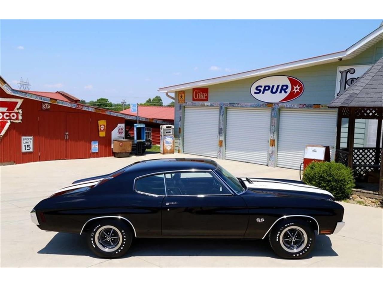 Large Picture of 1970 Chevelle located in Tennessee - $69,995.00 - OH0R