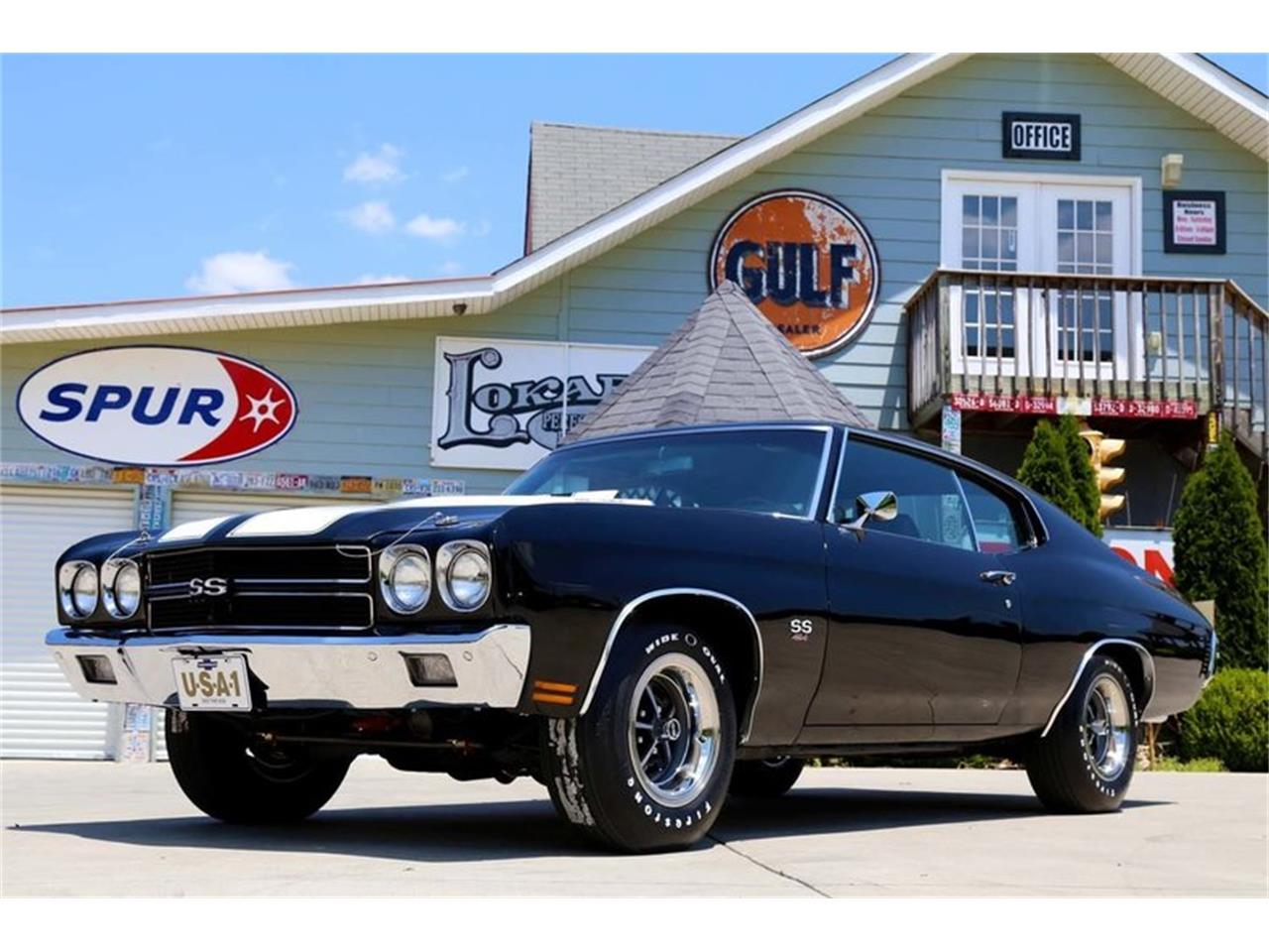 Large Picture of '70 Chevelle - $69,995.00 Offered by Smoky Mountain Traders - OH0R