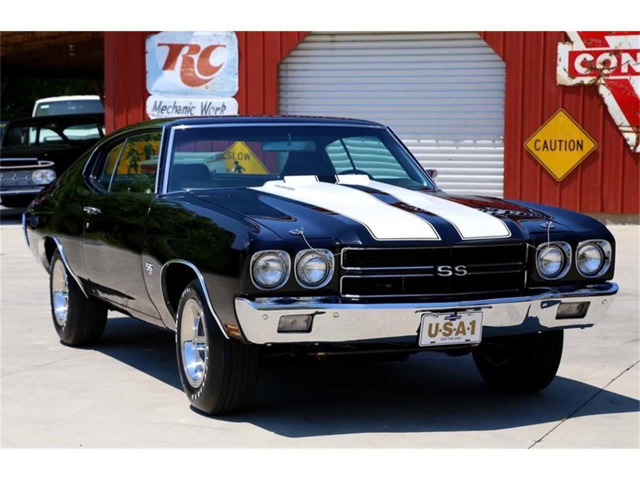 Large Picture of 1970 Chevrolet Chevelle located in Tennessee Offered by Smoky Mountain Traders - OH0R