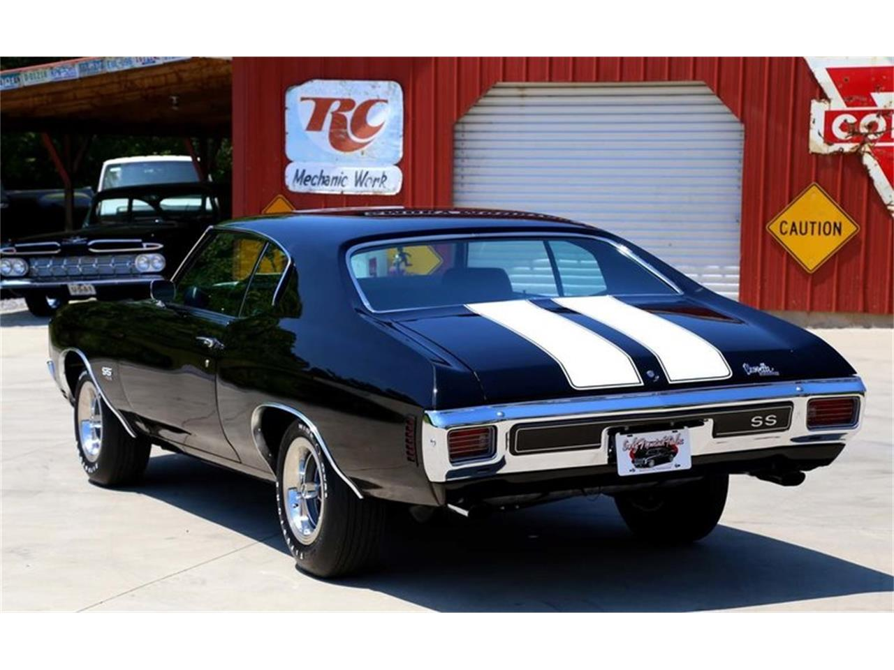 Large Picture of '70 Chevrolet Chevelle located in Lenoir City Tennessee Offered by Smoky Mountain Traders - OH0R
