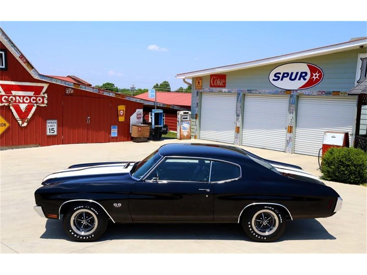 Large Picture of Classic '70 Chevelle located in Lenoir City Tennessee Offered by Smoky Mountain Traders - OH0R