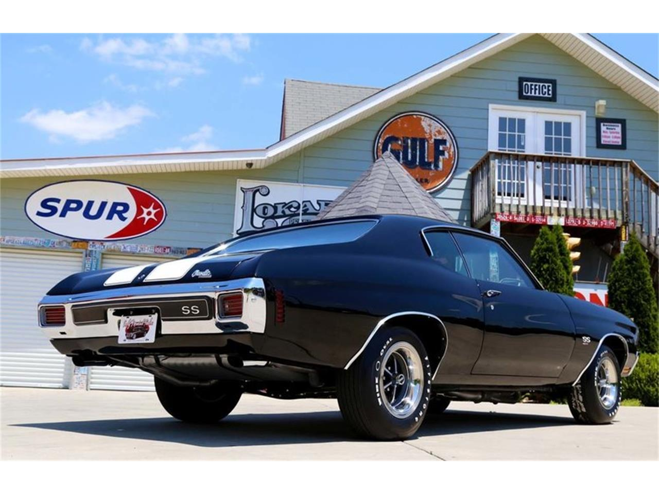 Large Picture of 1970 Chevrolet Chevelle - OH0R