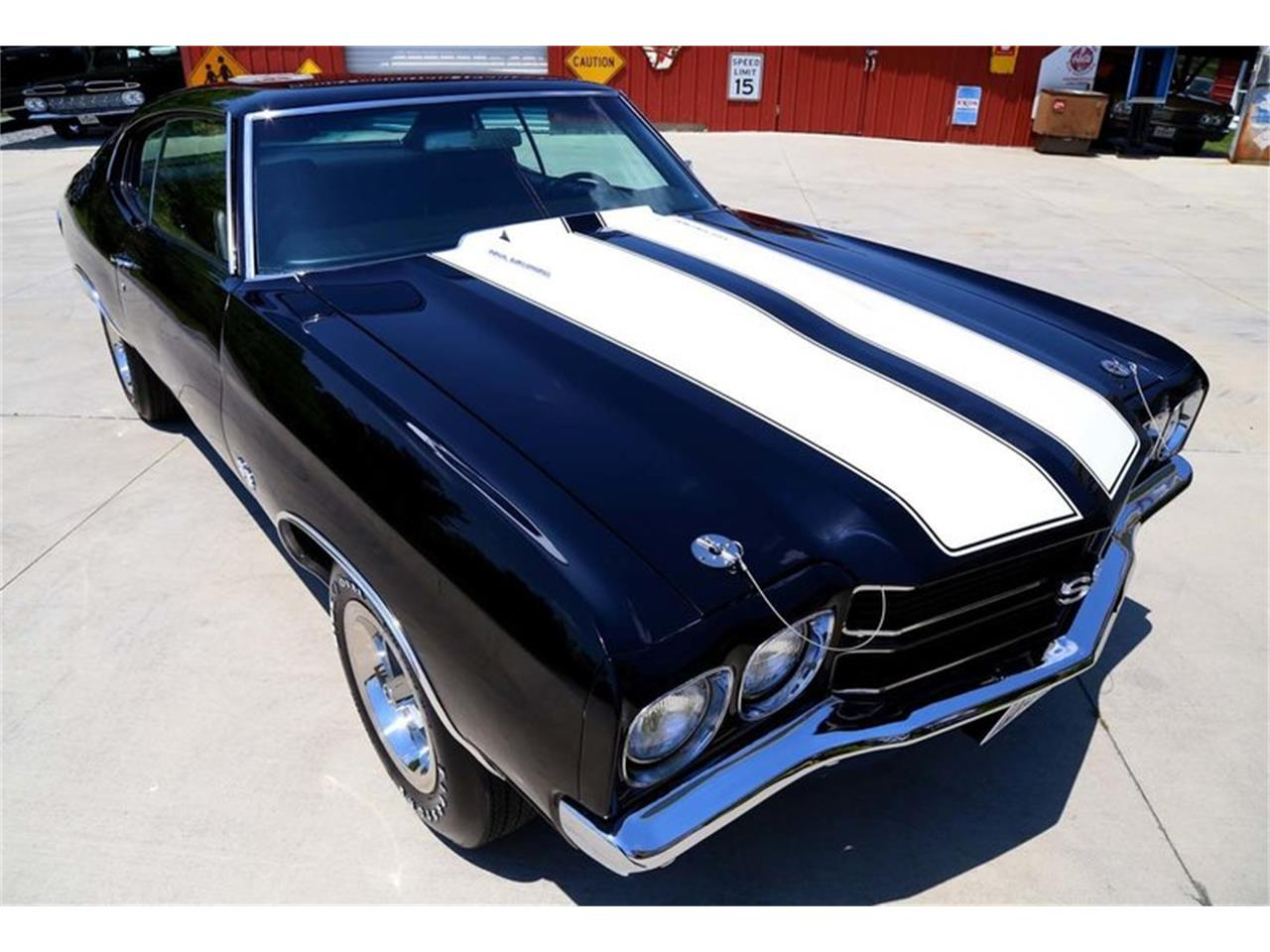 Large Picture of 1970 Chevrolet Chevelle located in Lenoir City Tennessee - $69,995.00 - OH0R