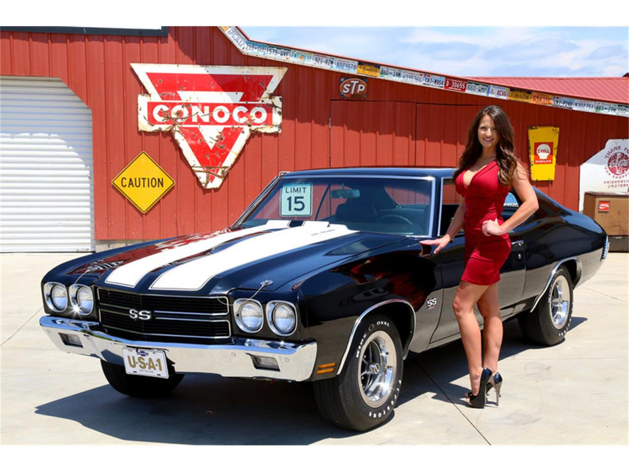 Large Picture of Classic '70 Chevelle - $69,995.00 Offered by Smoky Mountain Traders - OH0R