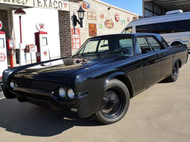 Picture of Classic 1961 Lincoln Continental - OH0U